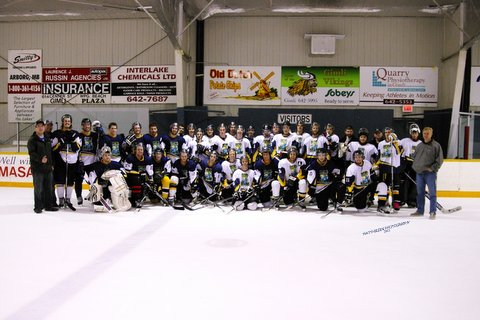 Manitoba Stars vs. Arborg Ice Dawgs April 14/2012